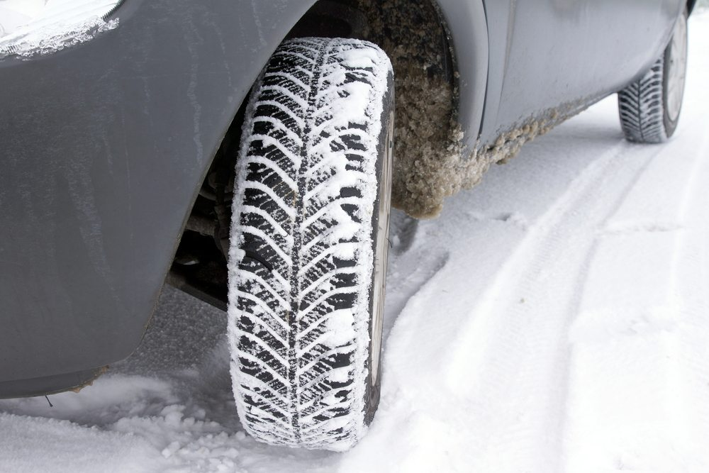 winter tire care