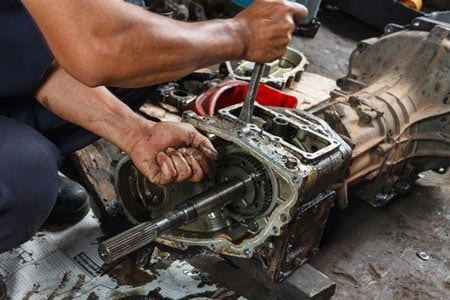transmission repair service belleville il