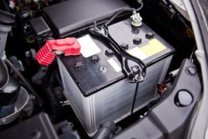car battery routine maintenance