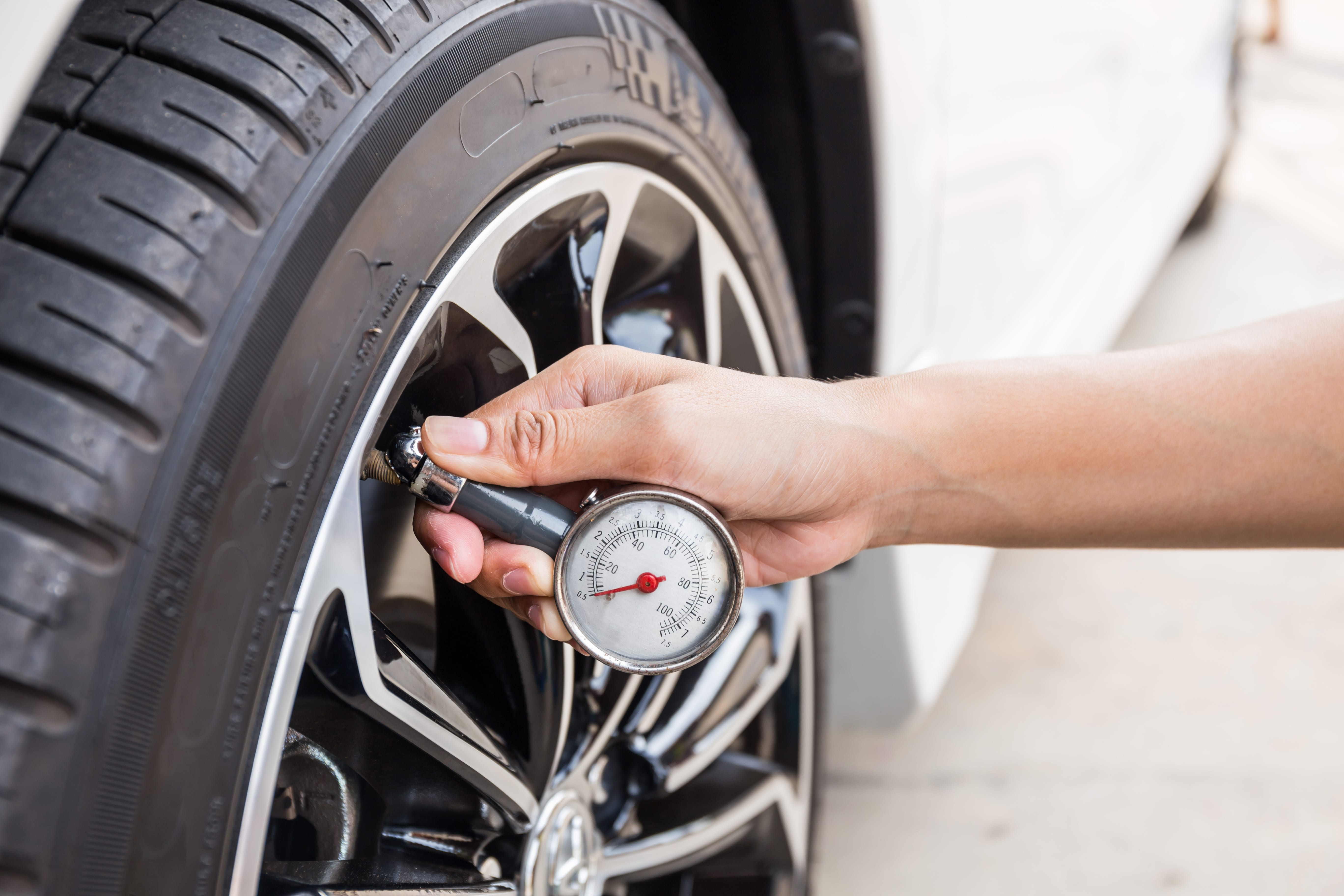 car care tire pressure belleville il