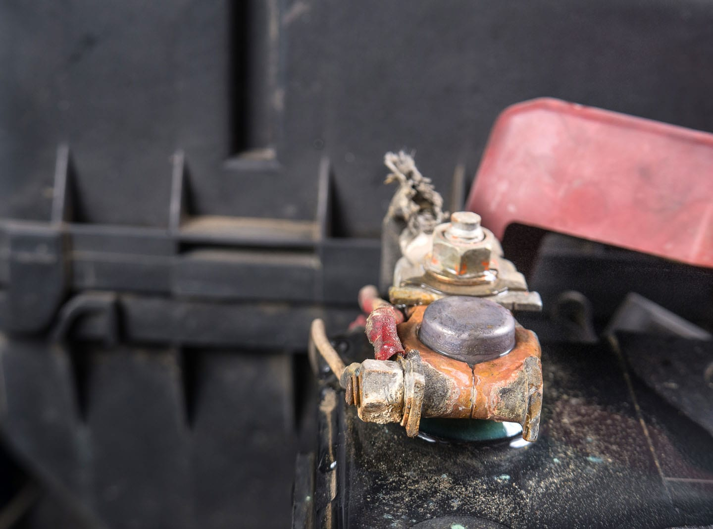 keep your battery terminals clean to prevent auto electrical issues