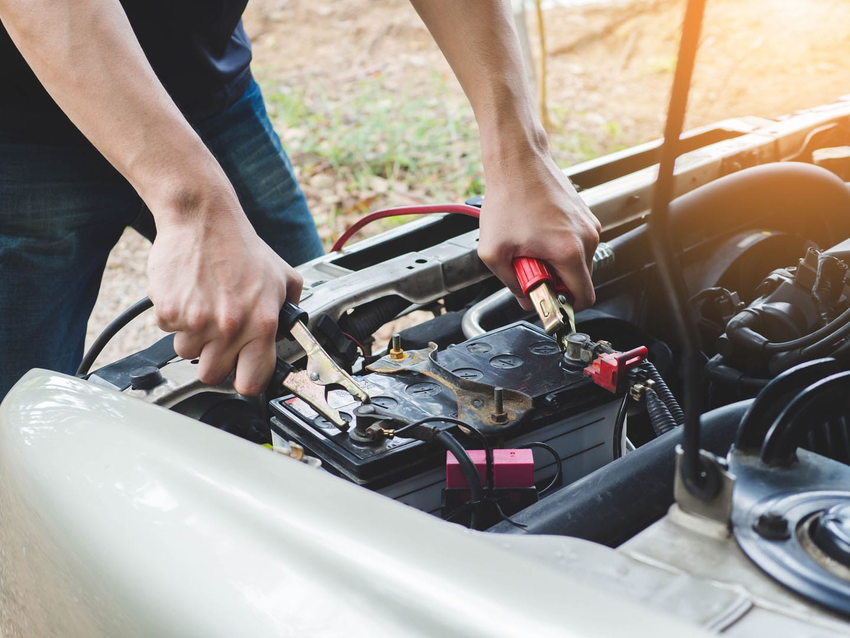 dead battery auto electrical problem