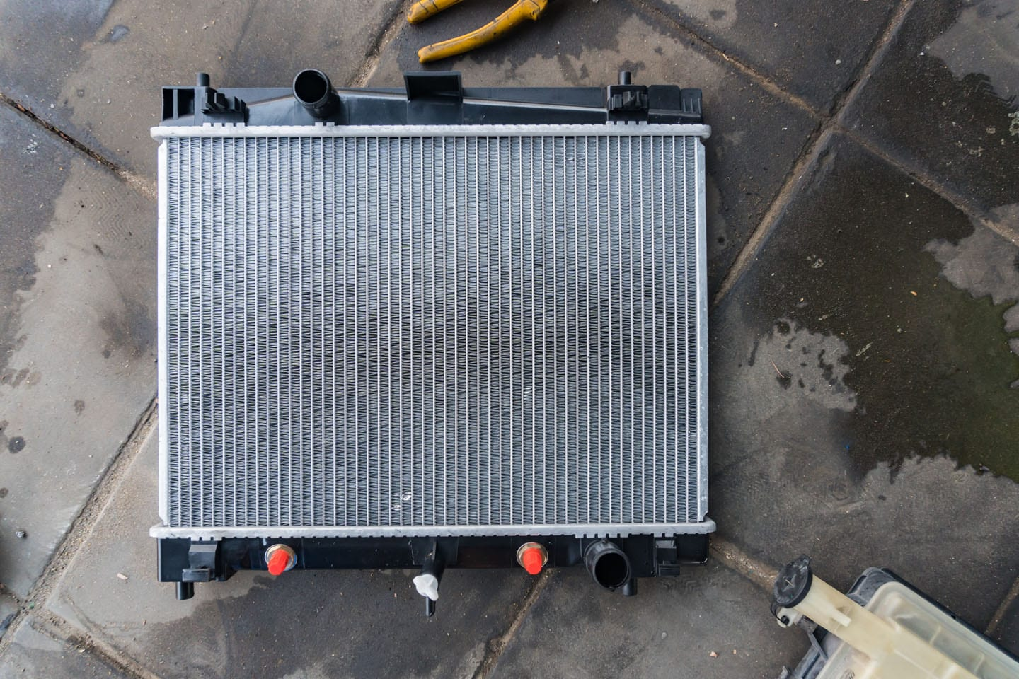 radiators and auto air conditioners