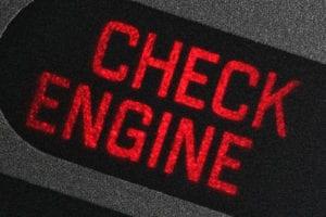 reasons for check engine light ofallon il
