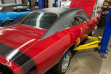 auto body work belleville il