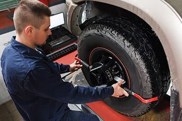 wheel alignment ofallon illinois