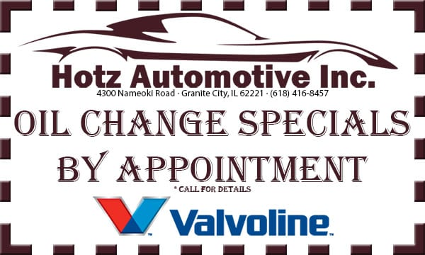 oil change belleville il