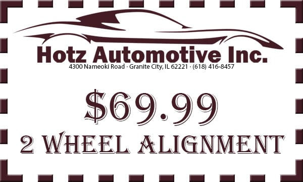 wheel alignment belleville illinois
