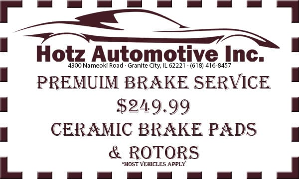 brake service and pads belleville il